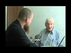 SubuhaanAllah! 91 Years old German converts to Islam