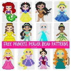 perler princess - Google 검색