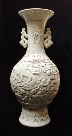 Chinese Ceramic White Lucky Animals Tall Vase Avs306 Vase & Plate http://www.amazon.com/dp/B00AEF3H6U/ref=cm_sw_r_pi_dp_caa3tb0JWKEFHCW0