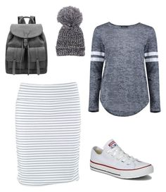 """""""Untitled #301"""" by misslilylou on Polyvore featuring Carve Designs, Boohoo and Converse"""
