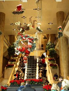 Christmas Water Tower place