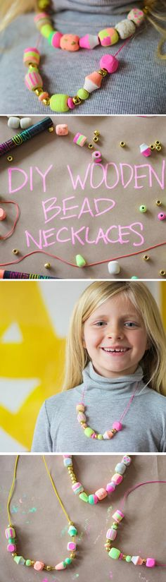 My daughter Cameron is a huge fan of accessorizing, but she loves designing and creating jewelry almost more than wearing it! Needless to say, we're always brainstorming new projects for her to stretch her creativity. When I spotted the smooth, bright colors of OOLY's Neon Chalkables Liquid Chalk Markers, I immediately thought they'd be an… Read More »