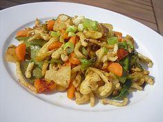 Curry - Spätzle (Rezept mit Bild) von wetterhexe09 | Chefkoch.de