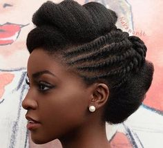 Cute Hairstyles for Type 4 Natural Hair