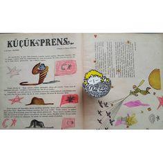 Günaydın.  Gün 13. Türkçe: Küçük Prens  Türkçemiz Küçük Prens'in çevrildiği 12. dildir. 1953 yılında 3 farklı çeviri yayınlandı.  Bu ilk baskı. Çocuk ve Yuva Dergisi'nde tefrika halinde 1953-1954 yıllarında Ahmet Muhip Dıranas çevirisiyle yayınlandı.  Aynı yıl içinde Hüsnü Tabiat Matbaası ve Doğan Kardeş Yayınları tarafından da basıldı.  #kucukprens #küçükprens #hergün1küçükprens #lepetitprince #theittleprince #elprincipito  #opequenoprincipe #derkleineprinz #ilpiccoloprincipe #b612…