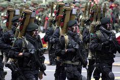 Ejército mexicano implementará plan para combatir guerrilleros