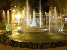 Praça Nilo Peçanha, Barra do Piraí - RJ
