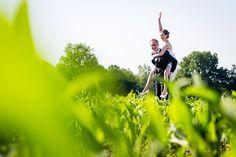 Foto's huwelijksfotograaf Ronny Wertelaers voor Anouck & Filip in Hof te Rhode