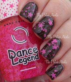 Dance Legend Rio Collection Swatches & Review - blog: The PolishAholic - shop: praline-et-compagnie.fr