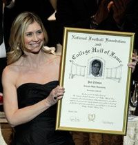 Marie Tillman, who runs the Pat Tillman Foundation, says her late husband's life was defined by passion and drive.  http://www.nfl.com/news/story/0ap2000000342824/article/pat-tillmans-legacy-continues-to-inspire-10-years-after-his-death
