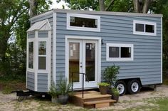 Functional Tiny House - Tiny House for Sale in Opp, Alabama - Tiny House Listings