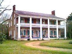 Osyka, MS | Old Mississippi Homes in 2019 | Plantation ...