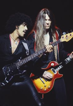 Phil Lynott & Scott Gorham - Thin Lizzy