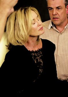 Fiona Goode and the Axeman, naked passion between these two**