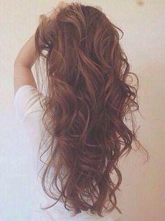 Long & Wavy Hair
