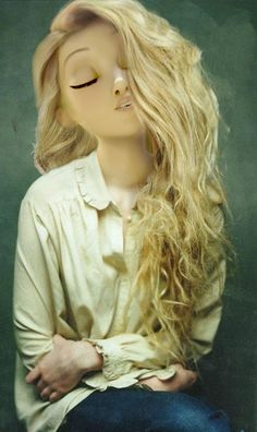 This is Anna. She Is 16 She is really shy and loves to play piano.. She Has Powers For Music Adopted by Faith Treadwell