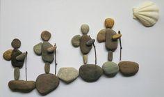 #kieselkunst #steine #kieselsteine #kiesel #stones #pebbles #pebblesart #tamikra #selfmade #kreativ #creativ #Geschenk #Steinkunst #artwork…