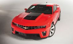 ZL1. Righteous American muscle. Need $55k. White please....with black leather interior!
