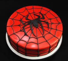 Image result for spiderman cakes