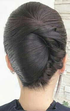 Updo Styles, Roller Set, Perm, Hair Dos, Updos, Sassy, Hairstyles, Japan, French