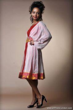 Habesha Kemis- Ethiopian Dress