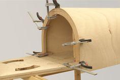 Selbst ist der Mann - Bauplan: Seifenkiste 06/2008 Planer, Middle, Tools, Timber Wood