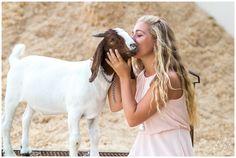 Janice Louise Photography | Delaware Portrait Photographer | Family Portrait Session | Delaware State Fairgrounds, Harrington | carnival, fair, goats