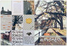 PL November Pages 1 & 2 by Rockermorsan at @studio_calico