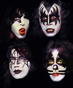 """b.j. on Instagram: """"Kiss, 1979 by Francesco Scavullo."""" Kiss Images, Kiss Pictures, Band Pictures, Paul Stanley, Gene Simmons, Eric Singer, Los Kiss, Kiss Group, Kiss Members"""