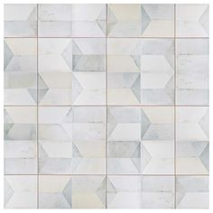 Merola Tile Geomento in. Ceramic Floor and Wall Tile sq. / case)-FPEGEO - The Home Depot (ABM kitchen tile - please see Kitchens board -nlc) Shower Floor, Tile Floor, Tile For Bathroom Floor, Bathroom Ideas, Bathroom Remodeling, Master Bathroom, Mosaic Tiles, Wall Tiles, Hexagon Tiles