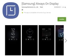 Last year when Samsung launched the Galaxy S7 and Galaxy S7 Edge, one of the most noticeable feature additions was the Always On Display. The Galaxy S8, announced back in late February and launched in Kenya early last month, retains the feature and even grants users the ability to customize it...