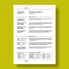 Resume References Page Beautiful Customized Resume Unique Resume Letterhead Cover .