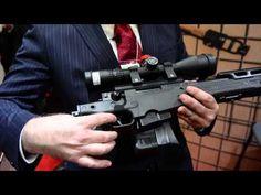 ▶ SHOT Show 2014 - Accuracy International's Accuracy Tactical - YouTube