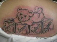 Image detail for -Kids Names – Tattoo Picture at CheckoutMyInk.com