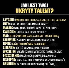 Pochwal się w komentarzu • #suchary_z_internetu Weekend Humor, Life Humor, Wtf Funny, Fun Facts, Texts, Haha, Singing, Funny Quotes, Feelings