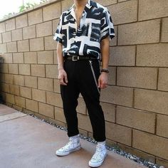 Mode Outfits, Retro Outfits, Vintage Outfits, Fashion Outfits, Vintage Pants, Stylish Mens Outfits, Casual Outfits, Urban Style Outfits Men, Hipster Outfits Men