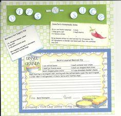 Recipe page 10
