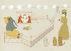 Illustrations by Camilla Engman