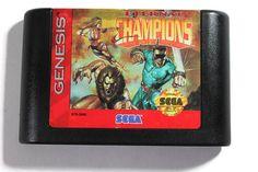 Eternal Champions Sega Genesis 1993 Retro Video by Retro8Games