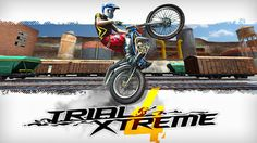 Trial Xtreme 4 Mod Apk [Unlimited Money / Full Unlocked] +Data Full Free