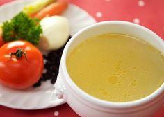 Chicken broth recipe | Soups