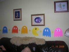 Pacman Birthday Party!!!! Jacob turns 7......... - Journals - CafeMom