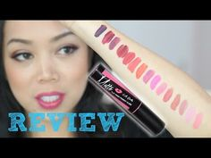 LA Girl Matte Pigment Gloss First Impression Review - itsjudytime