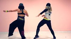 SWAPPI 'BUCKET' Choreography Tutorial Stefy&Marina From ITALY