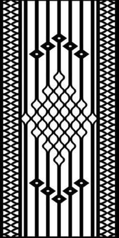 svg designs for cnc router laser plasma 1278 Wall Stencil Patterns, Stencil Designs, Tile Patterns, Textile Pattern Design, Pattern Art, Abstract Pattern, Wood Bed Design, Door Design, Stencils