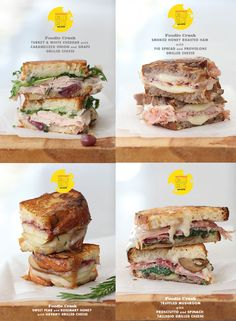 yep. Grilled Cheese Month recipes   foodiecrush.com