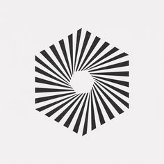 "dailyminimal: "" #SE15-322 A new geometric design every day """