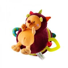 Lilliputiens Babyspielzeug Simon Entdeckungsigel