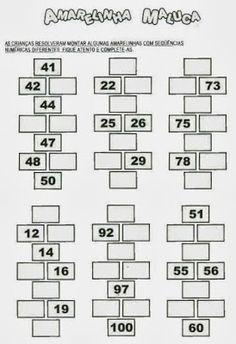 14 -  Atividades de Matemática 2 Ano para Imprimir