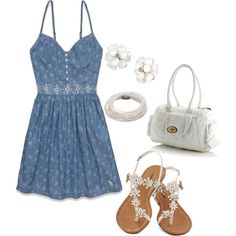 Sexy, Casual by ding1 on Polyvore